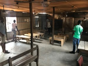 Kindle Africa School in Makoko, Nigeria
