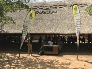 Food Festival in Zimbabwe