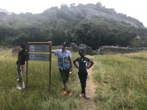 Hiking in Zimbabwe