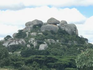 Rocks that Talk in ZImbabwe