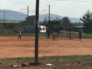 soccer in the township
