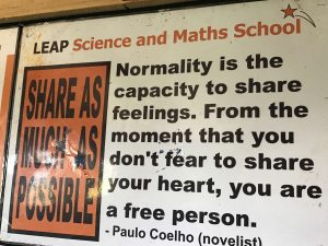 Leap Science and Math School