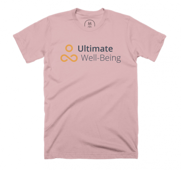Ultimate Well-Being Dark Logo Swag